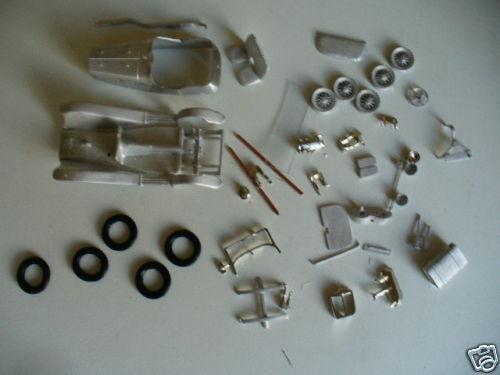 MG J2 Midget kit, 1/43rdscale by K&R Replicas