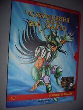 DVD N°3 I CAVALIERI DELLO ZODIACO IL RITORNO DI DRAGONE GAZZETTA