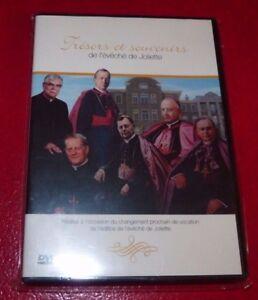 New-DVD-Movie-Tresors-et-Souvenirs-de-L-039-eveche-de-Joliette-V-1-0