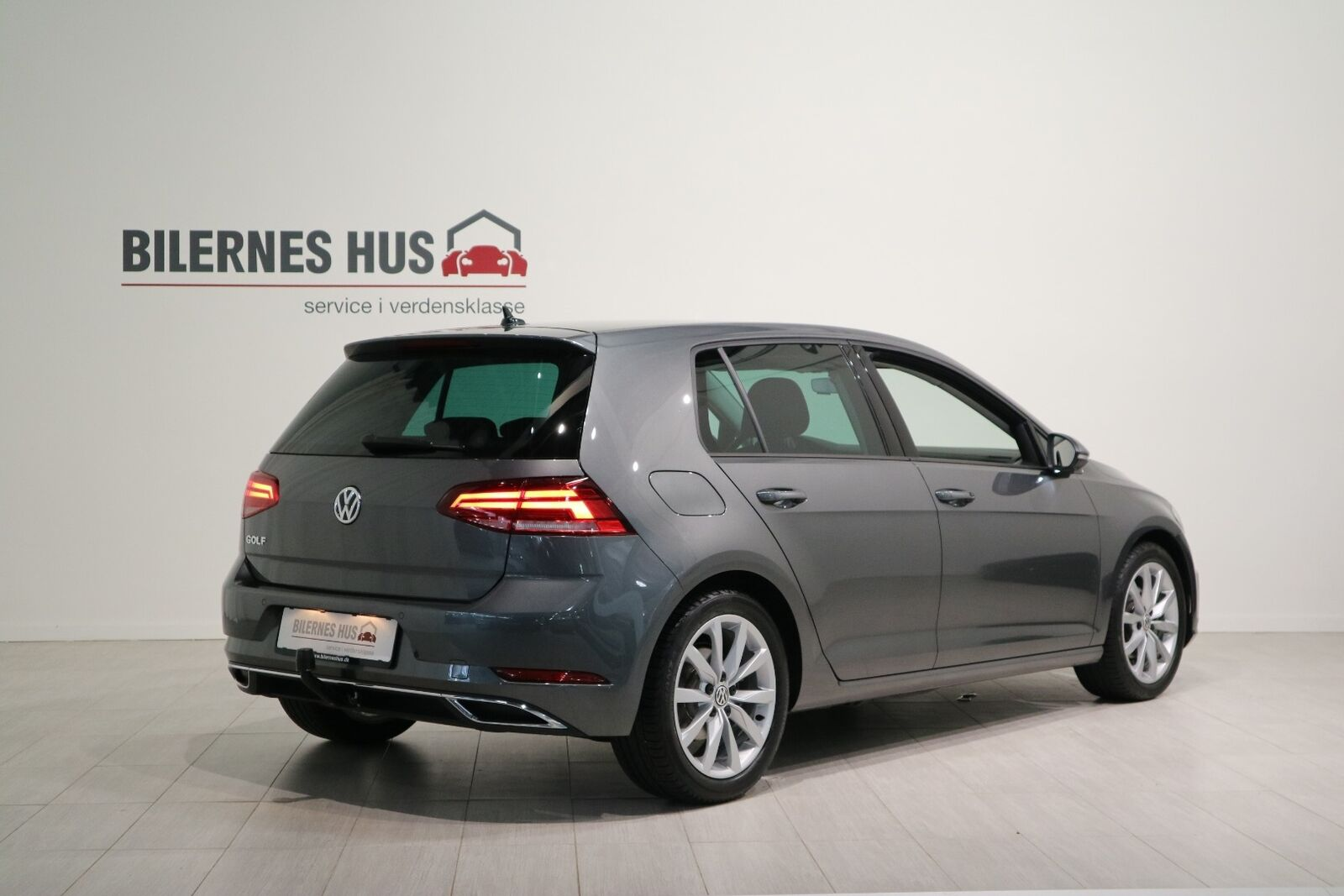 VW Golf VII 1,5 TSi 150 Highline DSG - billede 1