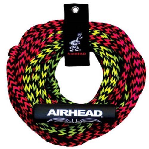 "Kwik Tek AHTR-22 Airhead 2 Section 2 Rider Tube Tow Rope 3//8/"" 60/'"