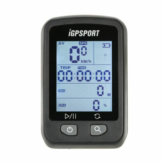iGPSPORT iGS20E Bicycle bike Computer GPS Wireless Speedometer Waterproof T2P7