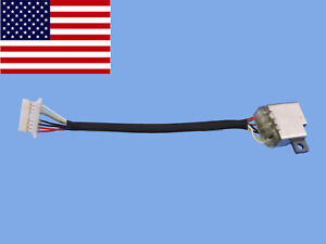 DC-Power-Jack-In-Cable-Harness-for-HP-Spectre-X360-13-4196ms-13-4197dx-13-4197ms