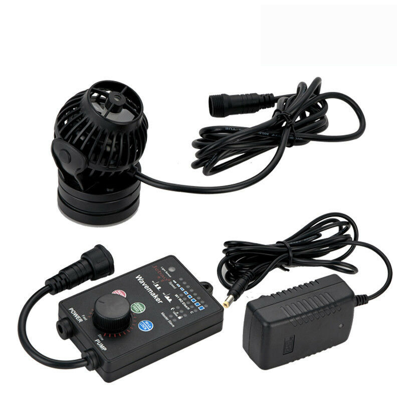 Jebao OW-40 Wavemaker Flow Pump with Controller for Marine Reef Aquarium