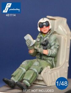 1-48-PJ-PRODUCTION-US-NAVY-PILOT-SEATED-IN-AIRCRAFT-80s-90s