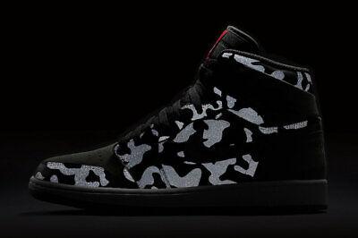 Nike Air Jordan 1 High PRM 18 Black