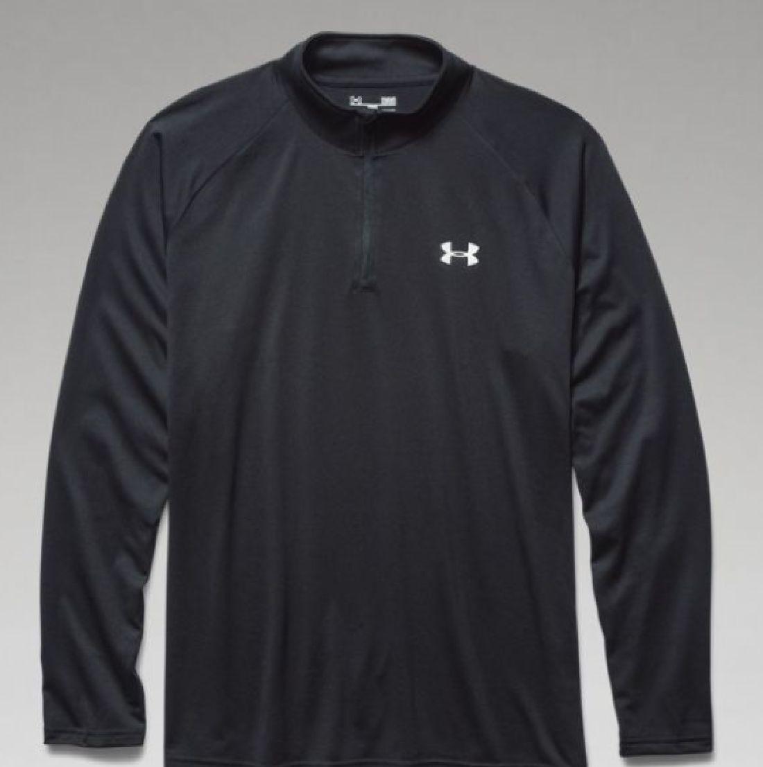 Under Armour Mens UA Tech 1//4 Zip Shirt New Mens All Sizes 1242220