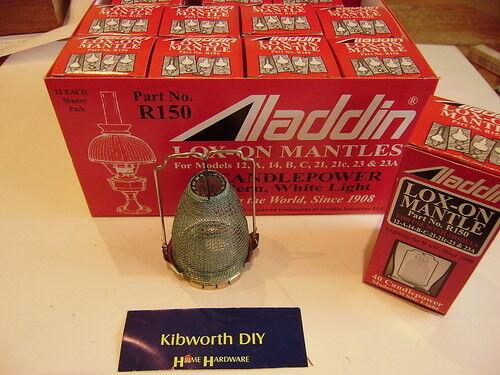 Ensemble Complet Boîte de 12 Aladdin Loxon Femmechons R150 Lox-Sur Lox-Sur Lox-Sur Cheminée | Mende  dbd299