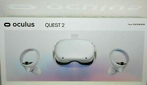 Oculus Quest 2 64 GB VR Virtual Reality Headset 64GB VR-Brille Gaming NEU ⭐OVP