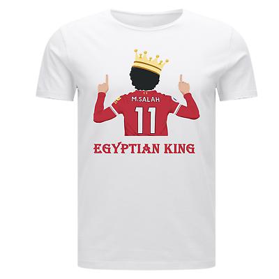 YNWA T-Shirt Liverpool Mohamed Salah #11 T-Shirt Liverpool Mo Salah