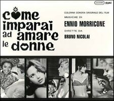ENNIO MORRICONE: Come Imparai Ad Amare Le Donne (New/Sealed CD)