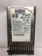 "LOT of HP 72GB SAS 15K SFF SP 2.5/"" HARD DRIVE 9MB066-033 2"