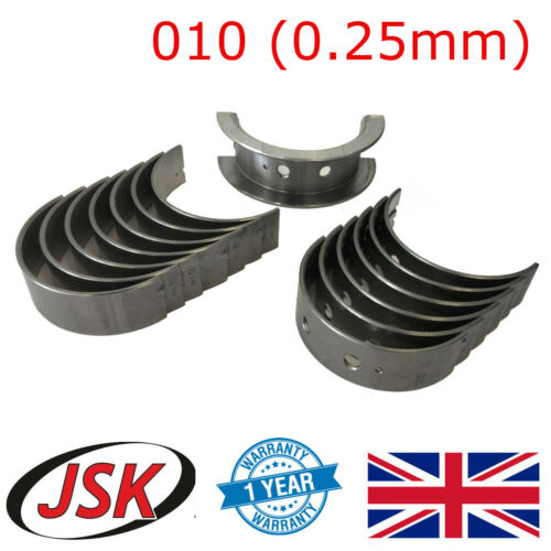 Crankshaft Main Bearing Set 010 for Cummins 5.9 6B 6BT 6BTA DAF 45 55 Iveco Case
