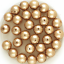 12mm-Glass-Faux-Pearls-pack-of-30-round-pearl-beads-choice-of-100-colours thumbnail 16