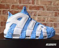 Nike Air More Uptempo '96 University Blue White UNC Pippen 921948-401 Size