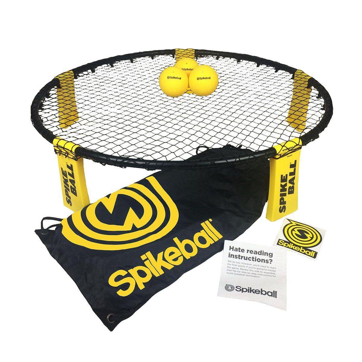 Spikeball ® ORIGINAL SET Shark Tank Spiele draußen Strandspiele Ballspiele Ballspiele Ballspiele NEU 6812db