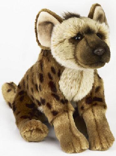 National Geographic Hyena [22cm] Soft Plush Stuffed Cuddly Animal Toy NEW
