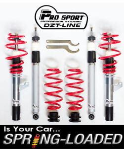 ProSport-DZT-Coilovers-Suspension-Kit-Seat-Altea-XL-2-0TFSi-2-0-FSi-2004-to-2015