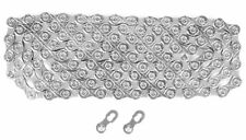 Teamssx KMC X10 .93 Chain for Shimano Campagnolo and SRAM 10 Speeds Silver