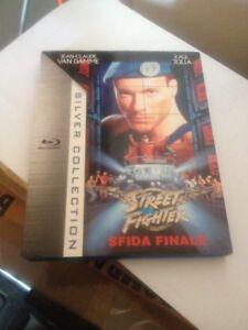 STREET-FIGHTER-SFIDA-FINALE-Blu-ray-FUORI-CATALOGO-COME-NUOVO-con-J-C-Van-Damme