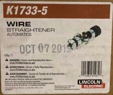 Brand New Lincoln Electric Wire Straightener K1733 5