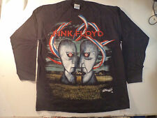 PINK FLOYD Unused 90s Long Sleeve T Shirt  Division Bell XL rock psych doors lp