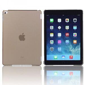 Tapa-Trasera-Negro-Transparente-para-Apple-Ipad-Air-2-2014