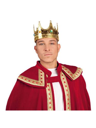 Krone König gold Karneval Fasching Märchen