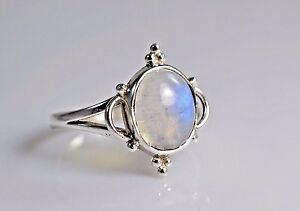 Rainbow-Moonstone-Ring-925-Solid-Sterling-Silver-Handmade-Jewelry-US-RBM-005