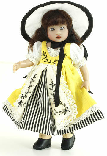 Riley Little Belle  Handpainted Doll By Helen Kish  A 2012 Edition