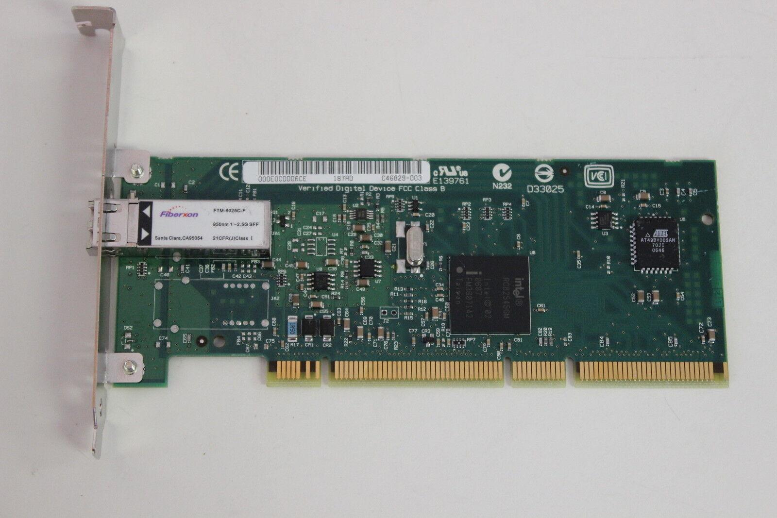 DELL C2126 PCI-X FIBRE CHANNEL ADAPTER 0C2126 INTEL C46829-003 WITH WARRANTY