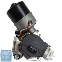 1968-73 Gm A Body Wiper Motor And Pump With Grommets - First Design