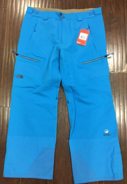 RARE🔥 The North Face Steep Series Action Sports Pants Sz XL Men's Blue Winter