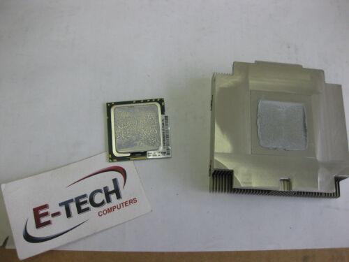 IBM X3650 M3 CPU KIT Intel Xeon Processor E5620 4C 59Y4020 //w HEATSINK 49Y4820