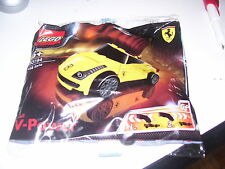 LEGO SHELL  FERRARI 458 ITALIA 30194 SHELL V-POWER ORIGINALE BUSTA SIGILLATA