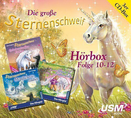 Sternenschweif - Folge 10-12 - Box - CD - Hörspiel - *NEU*