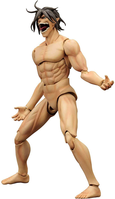 Kotobukiya Attack On Titan Eren Yeager Plastic Model Kit