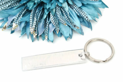 1 x Personalized Key chain Key ring Party Favor Gift Charm Bag tag ID