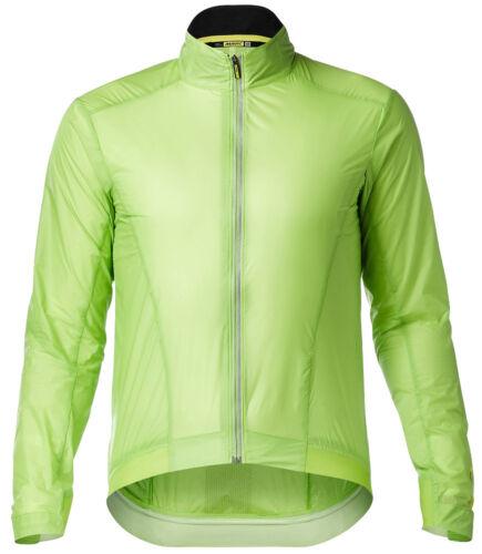 Mavic Essential Bike Wind Jacket Lime Green