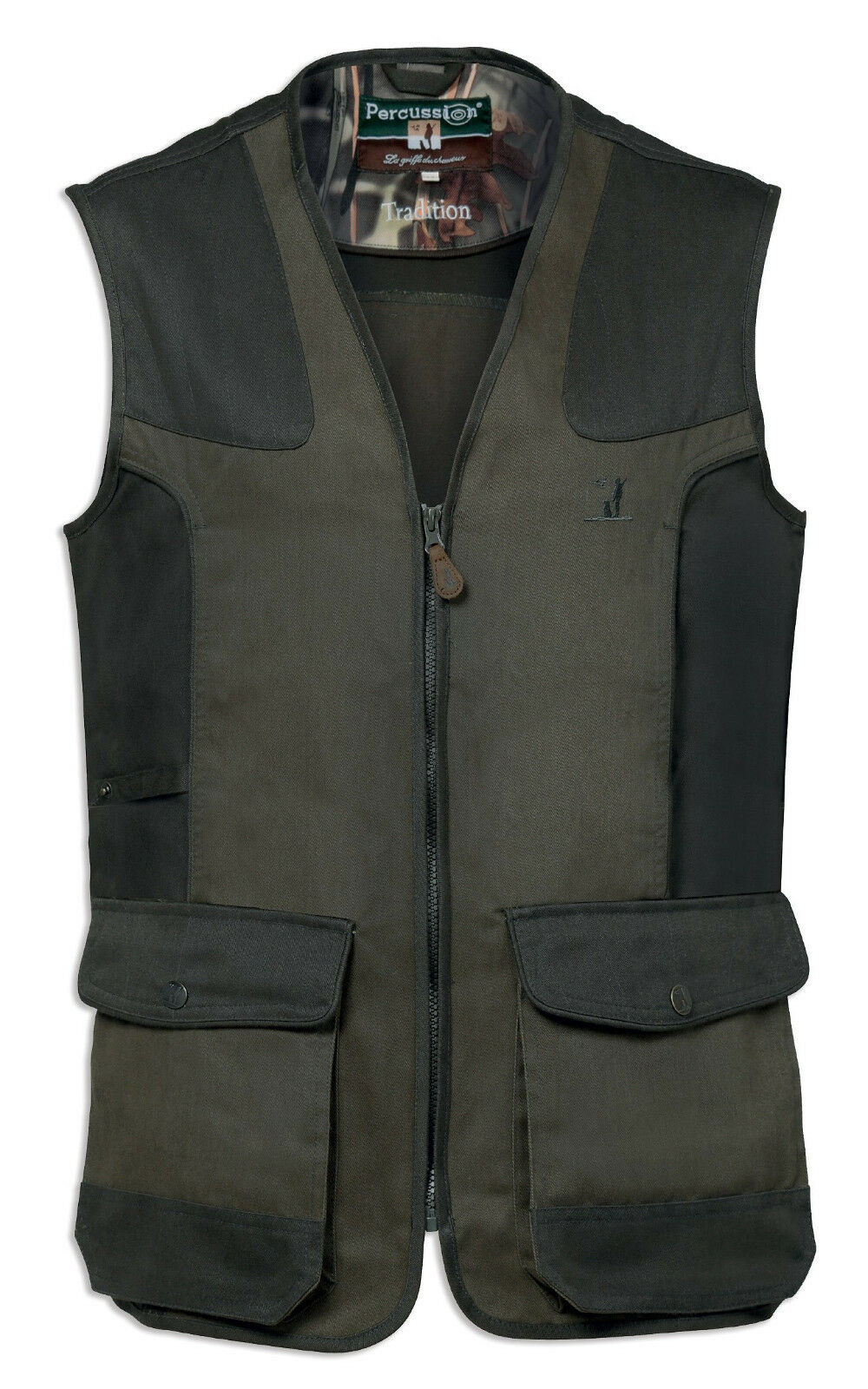 Percussion Traditional Hunting Gilet Vest New for 2018 2019 season
