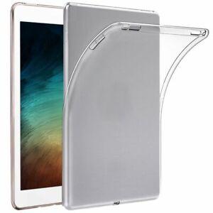 Coque Samsung Galaxy Tab S7+ SM-T970 Housse Silicone Gel ULTRA FINE, Transparent