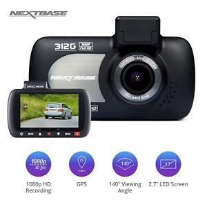 Nextbase-312G-Dash-Cam-1080P-2-7-034-LED-Car-Recorder-Night-Vision
