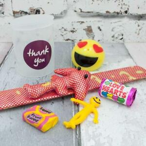Pre Filled Party Bags Ideas /'Thank You/' Party Tubs Pre Filled Party Pots