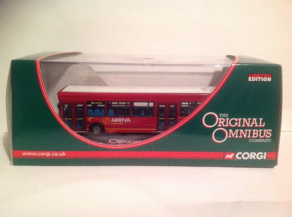 CORGI OM44709 Dart SLF Pointer 2-Arriva London  LTD EDITION No. 0002 of 2460