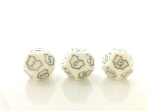 MTG D12 SpinDown Planeswalker Loyalty Counter Dice 25mm Magic The Gathering