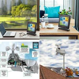 Weather-Station-Wireless-with-5-in-1-Sensor-Temperature-and-Humidity-Gauge-Rain