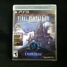 The Complete Experience Final Fantasy XIV Online (PlayStation 3, 2015)