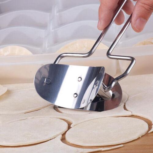 Knödelschneider Teig Kreis Wrapper Mold Roller Küche Haut Gebäck machen L