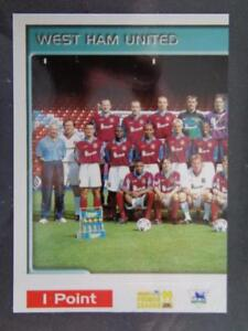 MERLIN PREMIER LEAGUE 95 Peter Butler West Ham United No 493