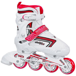 Roller-Derby-Cheetah-Adjustable-Inline-Skates-Rollerblades-Kids-Girls-US3-6